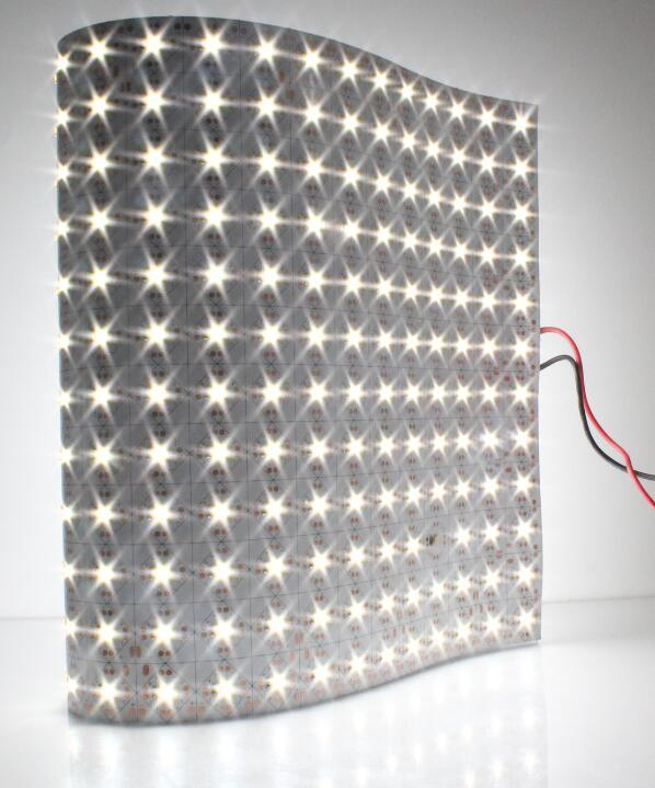 DichrOLED feuille LED 02